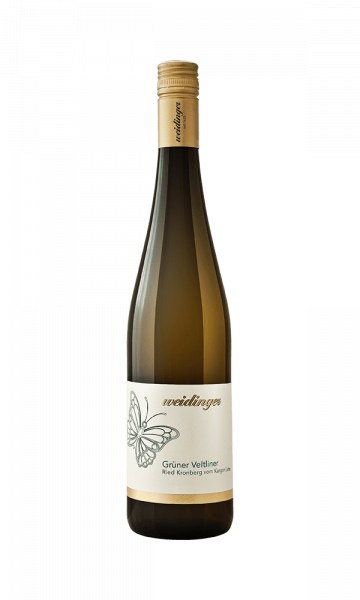 Weingut Weidinger - Grüner Veltliner - Ried Kronberg vom Kargen Lehm