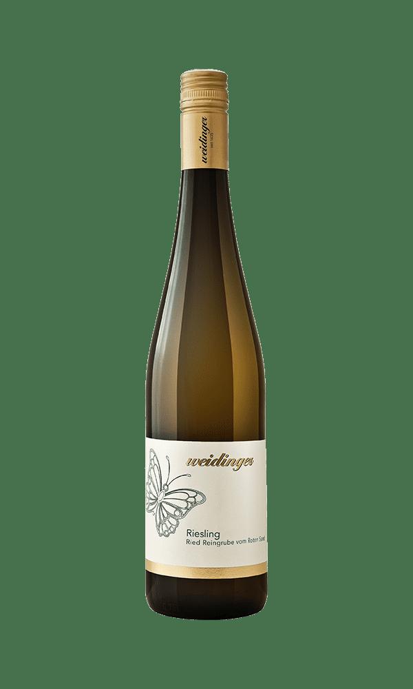 Weingut Weidinger - Riesling - Ried Reingrube vom Roten Sand