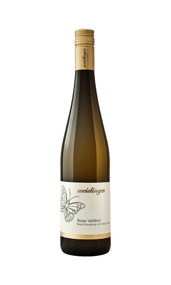 Weingut Weidinger - Roter Veltliner - Ried Kronberg vom Kargen Lehm